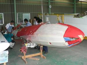 ASK-18製作のポイント その1 - サーマル工房工作室