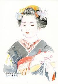 祇園甲部の舞妓さん2016-22 - 風と雲