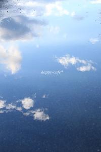 虹が見えた日♪ - happy-cafe*vol.2