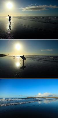 2016/08/25(THU) 今朝も波あります。 - SURF RESEARCH