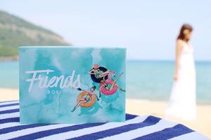"""My little friends box"" in InterContinental Danang Sun Peninsula! - 樋口智恵子公式ブログ『ヒグチ風味、チエコ味。』"