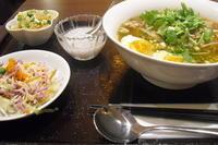 ANANDA(アナンダ) 『タイ風坦々麺』 - My favorite things
