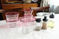 気づいたら集まっていた、iwakiのお台所道具。 - キラキラのある日々