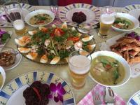 タイ料理教室を開催しました - Al Salone di Sumi