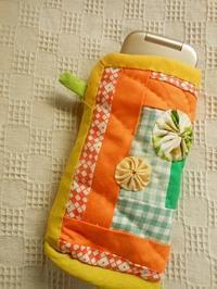 携帯ケース - eri-quilt日記2