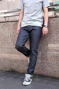 "marka "" TAPERED FIT 5P RIGID "" - TIMESMARKETのスタッフ日記"