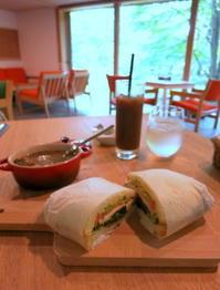 ELOISE's Cafe/エロイーズカフェでブランチ♪ - ぴきょログ~軽井沢でぐーたら生活~