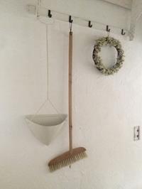 ナチュラルキッチンのお掃除道具 - voyage