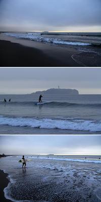 2016/09/04(SUN) ウネリありますよ〜 - SURF RESEARCH