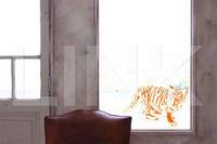 リンクエスティ本日のおすすめ商品!ウォールステッカー動物「子タイガー」トラ 日本製【リンクステッカー/st0201hy】 - リンクエスティスタッフブログ