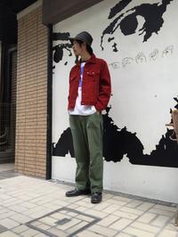 あの名作の2種の生地の楽しみ方。(大阪アメ村) - magnets vintage clothing コダワリがある大人の為に。