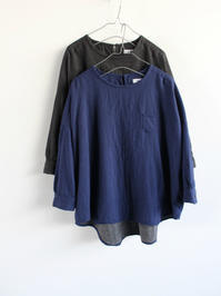 Ordinary fits PULL BARBAR SHIRT (LADIES ONLY) - 『Bumpkins putting on airs』
