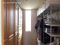 クローゼット収納の改善 - シンプルで心地いい暮らし