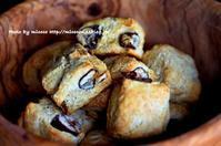 山栗スコーン - 森の中でパンを楽しむ