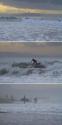2016/09/09(FRI) 形のいい波が残る朝です。 - SURF RESEARCH