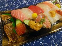 ハイコスパなデパ地下寿司 - 食マニア Yの書斎
