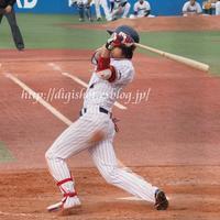 山田哲人CSへ夢をつなぐ1試合3発5打点、杉浦5回1失点☆9-1 - Out of focus ~Baseballフォトブログ~