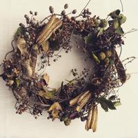 野山のリース - 暮らしと植物のブログ
