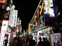 """夏休みだけに中国のファミリー旅行者が目立ちました(ツアーバス路駐台数調査 2016年8月) - ニッポンのインバウンド""""参与観察""""日誌"""