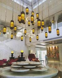 インドのホテルチェーン ITC - Blue Lotus