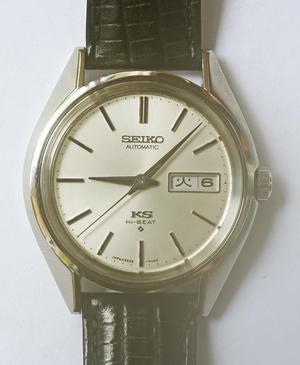 キングセイコー 自動巻き - 時計修理の佐藤時計店