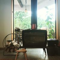 薪ストーブのある暮らし - こなから建築工房 徒然日記