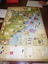 YSGA第327回定例会の様子その12 なんやかやで...(GMT)Liberty or Death - YSGA(横浜シミュレーションゲーム協会) 例会報告