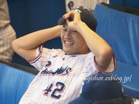 18歳小笠原クンを打てず大敗★1-8、勝負が決まってからバレ31号 - Out of focus ~Baseballフォトブログ~