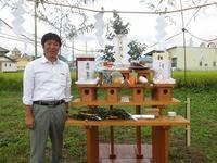 MODEL HOUSE 4号店①(地鎮祭、基礎工事) - ㈱栃毛木材工業