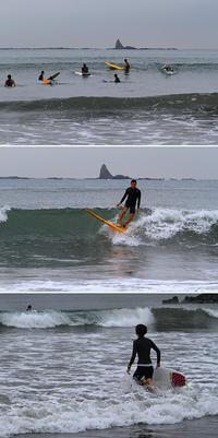 2016/09/16(FRI) 波のある朝です。 - SURF RESEARCH