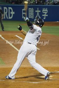 初回に2点先制も逆転され、9回の反撃も届かず、東京ドーム今季10連敗!山田4試合無安打、3割が心配に - Out of focus ~Baseballフォトブログ~