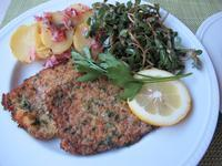 シュニッツェル - やせっぽちソプラノのキッチン2