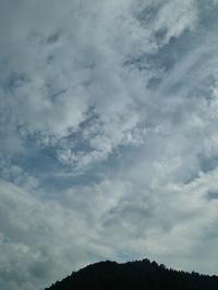 イマソラ・・・・・朽木小川・気象台より - 朽木小川・気象台より、高島市・針畑郷・くつきの季節便りを!