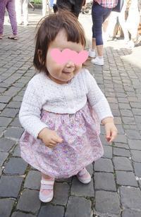 娘のオーバーリアクションの原因&子供への方言教育問題☆ - ドイツより、素敵なものに囲まれて