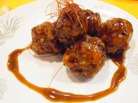 豚を野生返りさせたかのような肉々しくて美味すぎる醋豚〔広東料理 熊飯店/中国料理/JR大阪天満宮etc.〕 - 食マニア Yの書斎