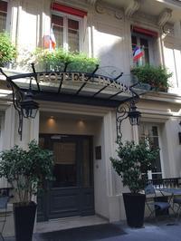パリのオススメのホテル(L'Hôtel Daniel Paris) part4 - おフランスの魅力