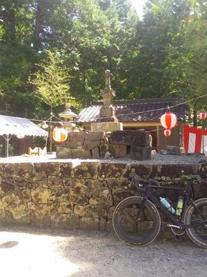 佐用の山奥が激戦地だった - 自転車コギコギ日記