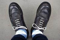 雨靴に最適。 パラブーツ シャンボード Nuit - 今日も晴れて幸せ!