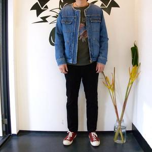 PIG&ROOSTER - 『 COUNTRY DENIM BOA JK 』 - HUMAN and THINGS.BLOG