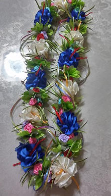 Miyoko先生サティフィケート取得 - ハワイでリボンレイ&製作スクール  Ribbon leiHappy na Mainichi!