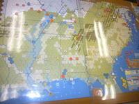 YSGA2016秋の連続例会の様子その7(GMT)The U.S. Civil War「1862」シナリオ対戦 - YSGA(横浜シミュレーションゲーム協会) 例会報告