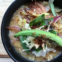 春雨入り味噌スープ - Michie @ Palekaiko