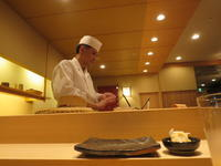 札幌、鮨金再訪、握り編。 - rodolfoの決戦=血栓な日々