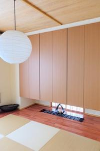 和室で大活躍のミラー & 久しぶりの和室イメチェン - WITH LATTICE