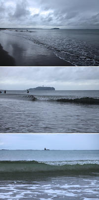 2016/09/22(THU) 休日(秋分の日)の海です。 - SURF RESEARCH