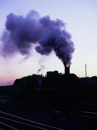 中国阜新ツアー その1  Steam in Fuxin coal railway - ロッキー温泉