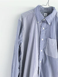 RANDT Combo Shirt – Small Gingham - 『Bumpkins putting on airs』
