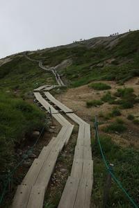長野県に癒やされよう 3日目 その5~下山のつまらなさは異常www - 「趣味はウォーキングでは無い」
