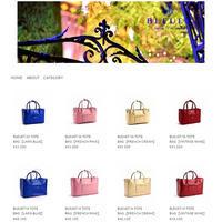 "Bleuet e‐Boutique! Debut★ ""ブルエe-ブティック! 新作デビュー★"" - BLEUET(ブルエ)のStaff Blog Ⅱ"