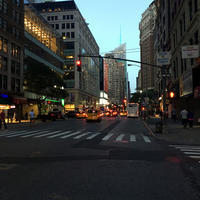 Summer Vacation in NYC - 小さな家と日々のメモ